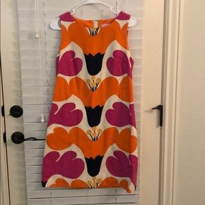 Lilly Pulitzer Woven Floral Dress